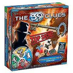 The 39 Clues - Search for the Keys board game