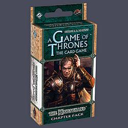 A Game of Thrones LCG - The Kingsguard chapter pack