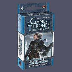 A Game of Thrones LCG - A Sword in the Darkness LCG chapter pack