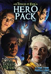 A Touch of Evil - Hero Pack Two
