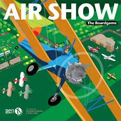 Air Show board game