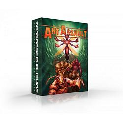 Ant Assault card game
