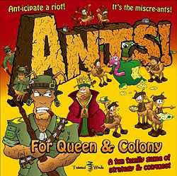 Ants! board game