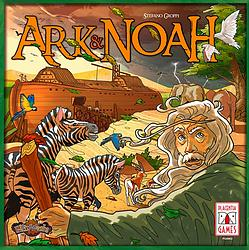 Ark and Noah board game