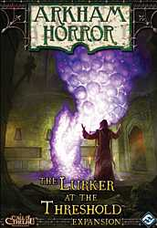Arkham Horror board game - The Lurker at the Threshold
