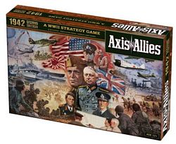 Axis & Allies 1942 board game