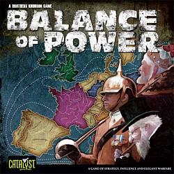 Balance of Power board game