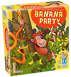 Banana Party childrens game