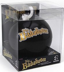 The Big Badaboom card game