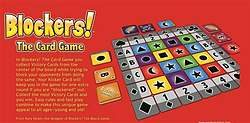 Blockers card game