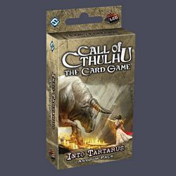Call of Cthulhu LCG - Into Tartarus Asylum Pack