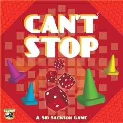 Can't Stop board game