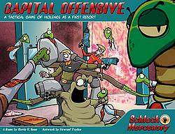 Schlock Mercenary Capital Offensive board game