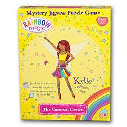 The Carnival Crown - Mystery Jigsaw Puzzle