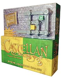 Castellan - green and yellow
