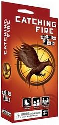Hunger Games, Catching Fire, Shuffling The Deck card game