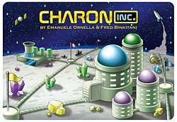 Charon Inc. board game