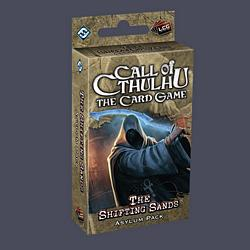 Call of Cthulhu LCG - The Shifting Sands Asylum Pack