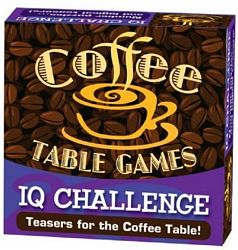 Coffee Conundrums - IQ Challenge