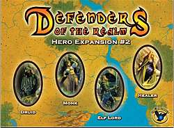 Defenders of the Realm - Hero pack Expansion #2