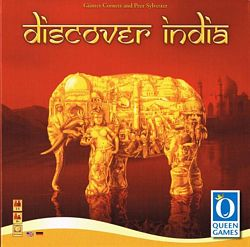 Discover India tile game