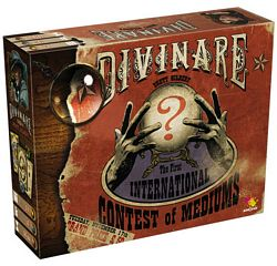 Divinare board game