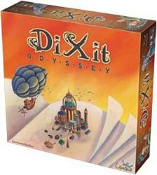 Dixit Odyssey party game
