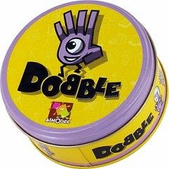 Dobble, picture matching card game