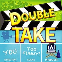 Double Take charades party game