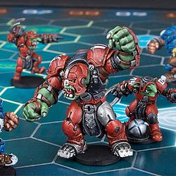 Dreadball - Greenmoon Smackers