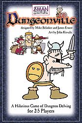 Dungeonville card game