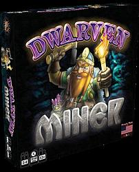 Dwarven Miner board game