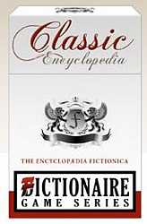 Fictionaire Game Series - Classic Encyclopedia