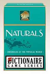 Fictionaire Game Series - Naturals