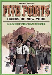 Five Points Gangs of New York