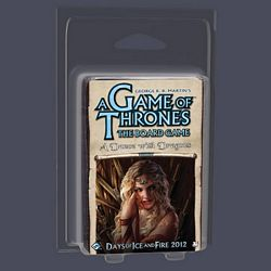A Game of Thrones the board game - A Dance With Dragons