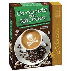 Grounds for Murder - Mystery Jigsaw