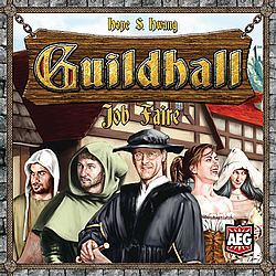 Guildhall Job Faire card game