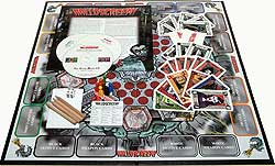 Halloscreem board game and party game