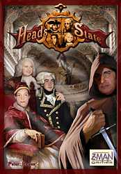 Heads of State - board game