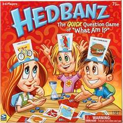 Hedbanz for Kids party game