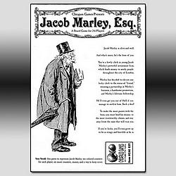 Jacob Marley, Esq. board game