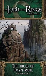 The Lord of the Rings LCG - The Hills Of Emyn Mul Adventure Pack