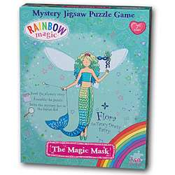 Rainbow Magic Mystery Jigsaw Puzzle Game - The Magic Mask