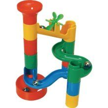 Marbutopia 15 pieces - Helter Skelter Marble Run