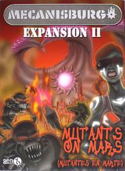 Mecanisburgo Expansion 2 - Mutants on Mars