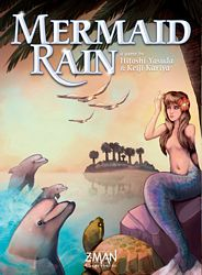 Mermaid Rain board game