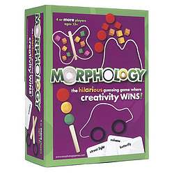 Morphology party game