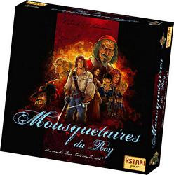 Mousquetaires du Roy (Musketeers vs Milady) board game