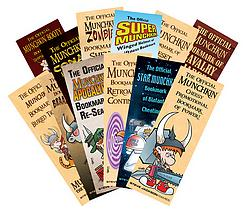 Munchkin Bookmark Collection